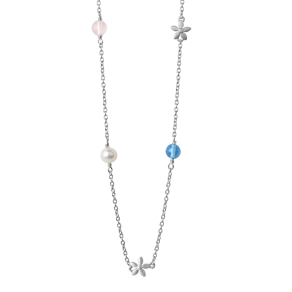 Posy necklace - Silver  (Retired)