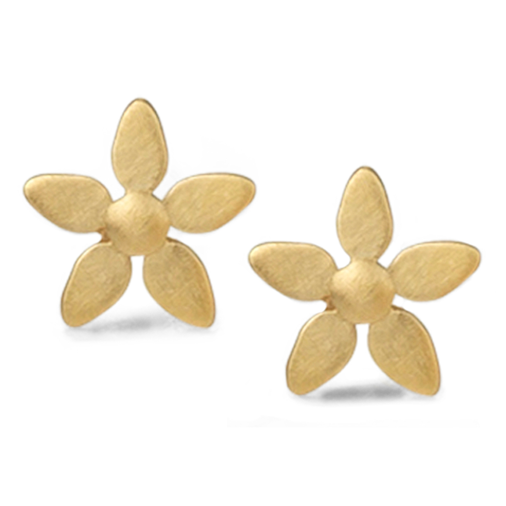 Forget-me-not earpin - GP