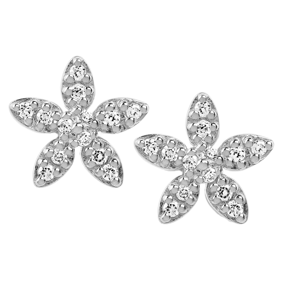 Forget-me-not sparkles - Silver