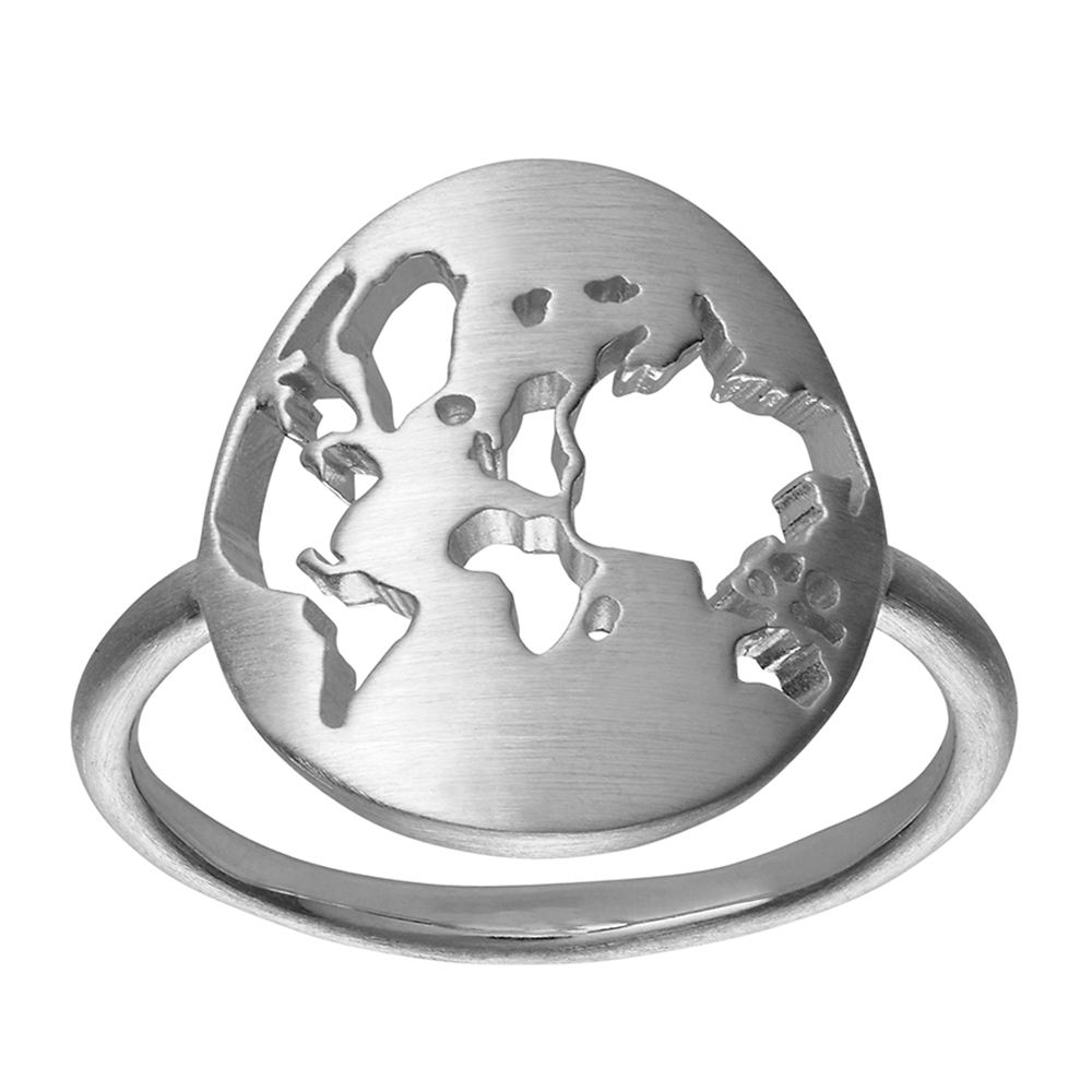 Beautiful World ring -Silver